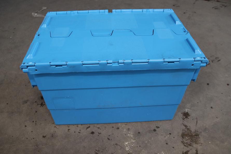 600-360斜插式物流箱