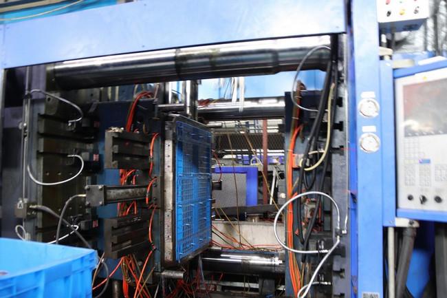 塑料托盘生产工艺