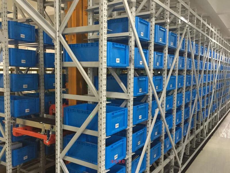 电器行业塑料周转箱应用案例